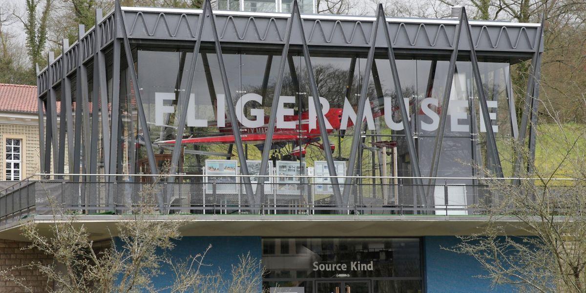 Das Luxemburger Luftfahrtmuseum im Mondorfer Park lässt die Geschichte der Fliegerei lebendig werden.