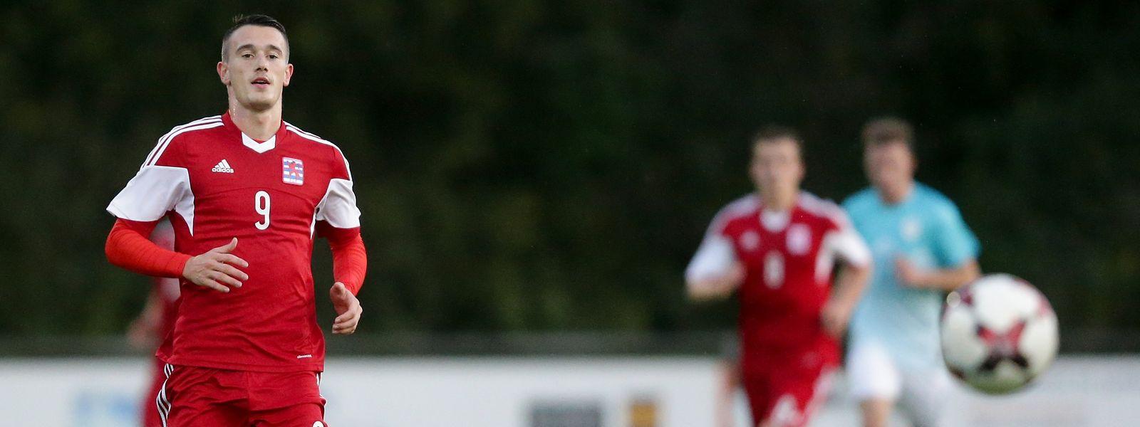 Edvin Muratovic hat sein Können bei der U21-Auswahl bereits mehrfach unter Beweis gestellt.