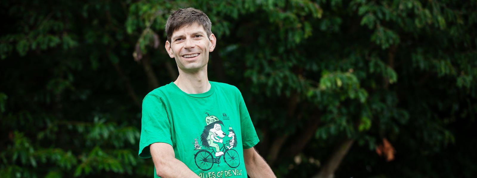 Tristan Schmurr hat Luxemburg mit dem Fahrrad und zu Fuß erkundet.