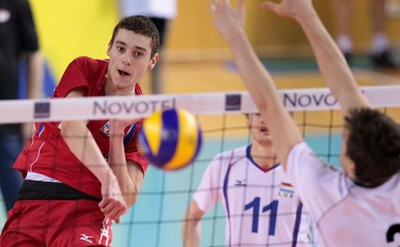 Kamil Rychlicki verbessert seine Leistungsstärke bei einem ausländischen Proficlub.