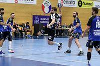 Miha Pucnik (34 Esch)handball - Axa league - Dudelange - Esch - 08/02/2020 -  centre sportif Hartmann foto : Vincent Lescaut