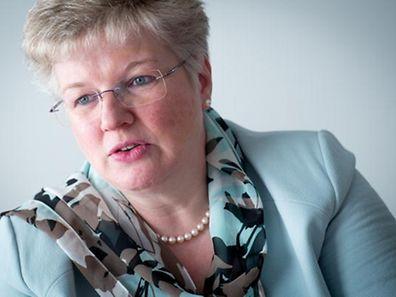 Doris Woltz steht seit Januar 2016 an der Spitze des Geheimdienstes.