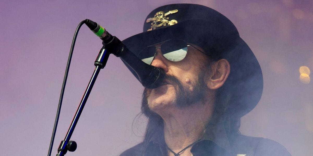 Lemmy Kilmister erfuhr erst am 26. Dezember von seiner Krebserkrankung. Kurz darauf verstarb er.
