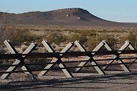Die Grenze zwischen den USA und Mexiko bleibt ein Streitpunkt.