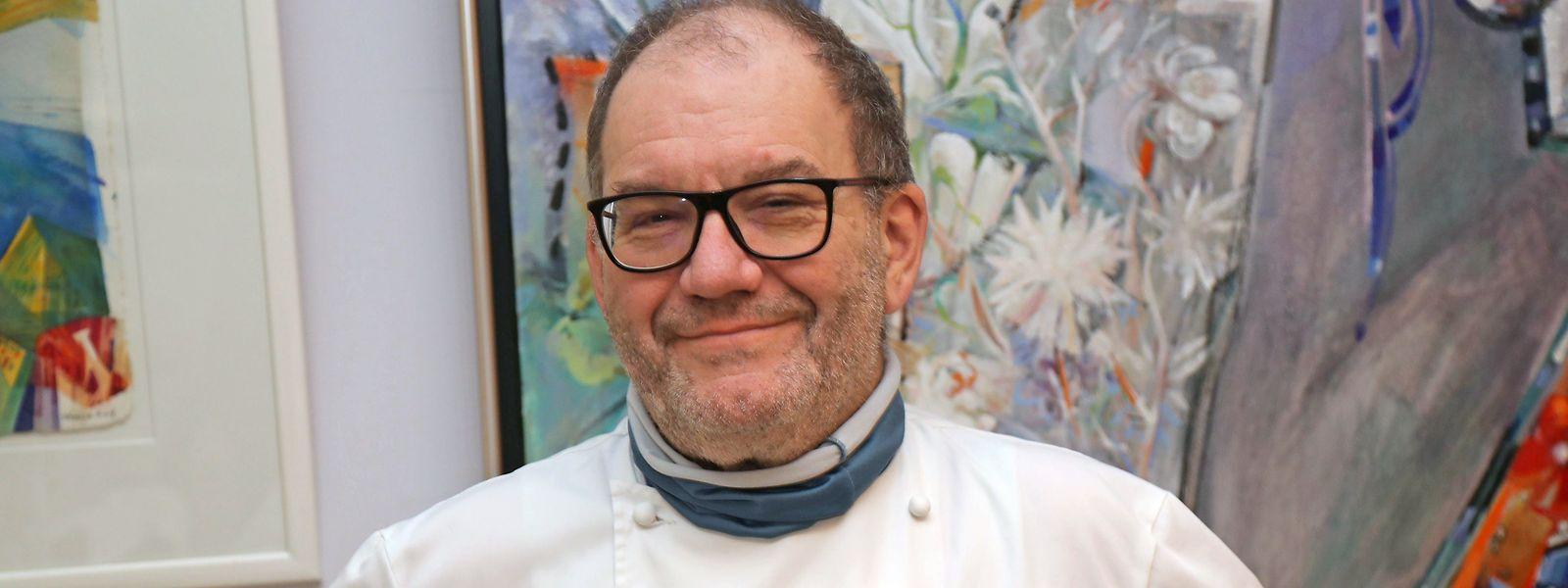 Serge Rihm hängt den Kochlöffel an den Nagel. Nach 40 Jahren sei es an der Zeit, es etwas ruhiger angehen zu lassen, so der 62-Jährige.