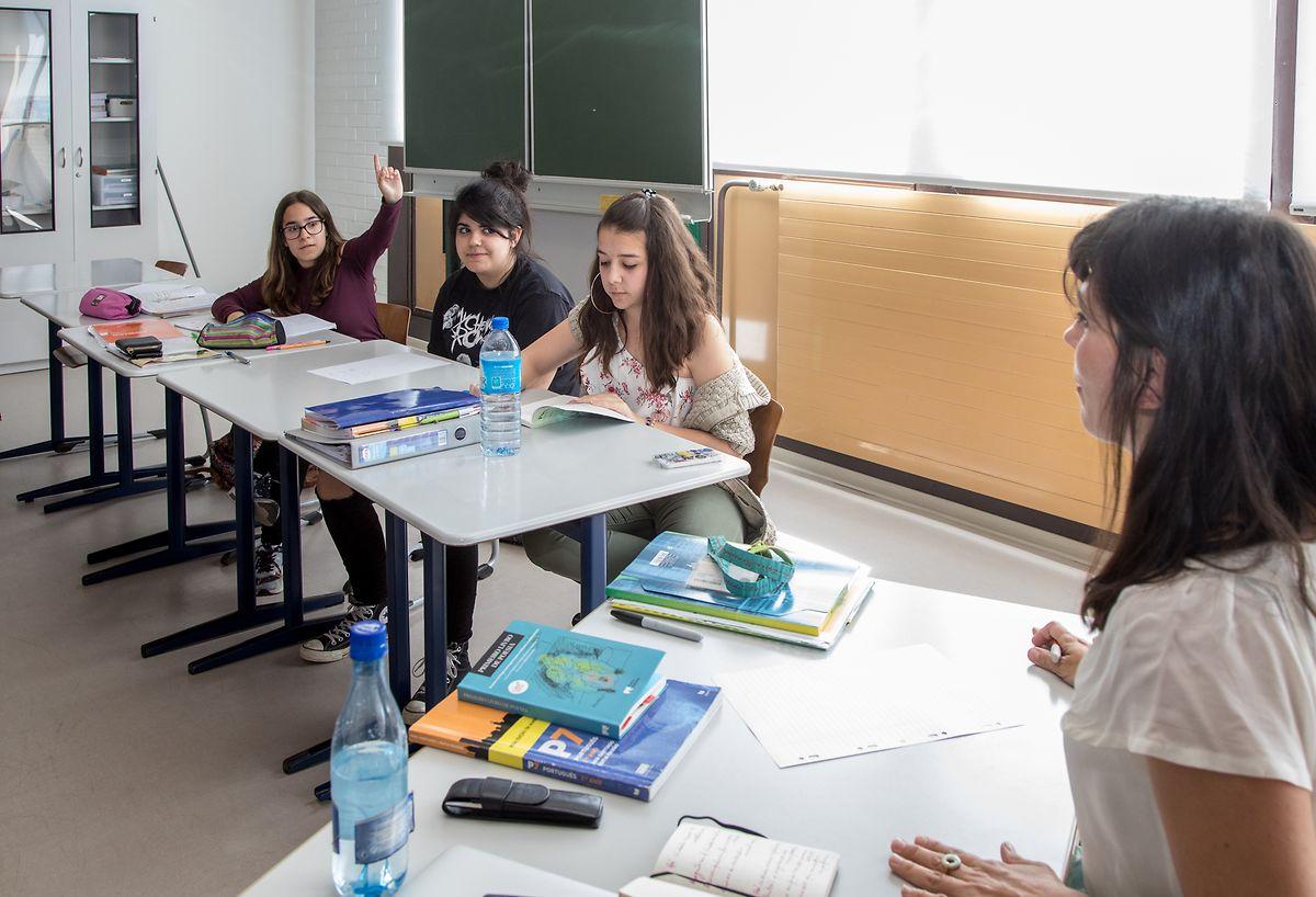 Pour la rentrée 2019-2020, 320 nouveaux postes d'enseignants seront créés dans le fondamental, au Luxembourg.