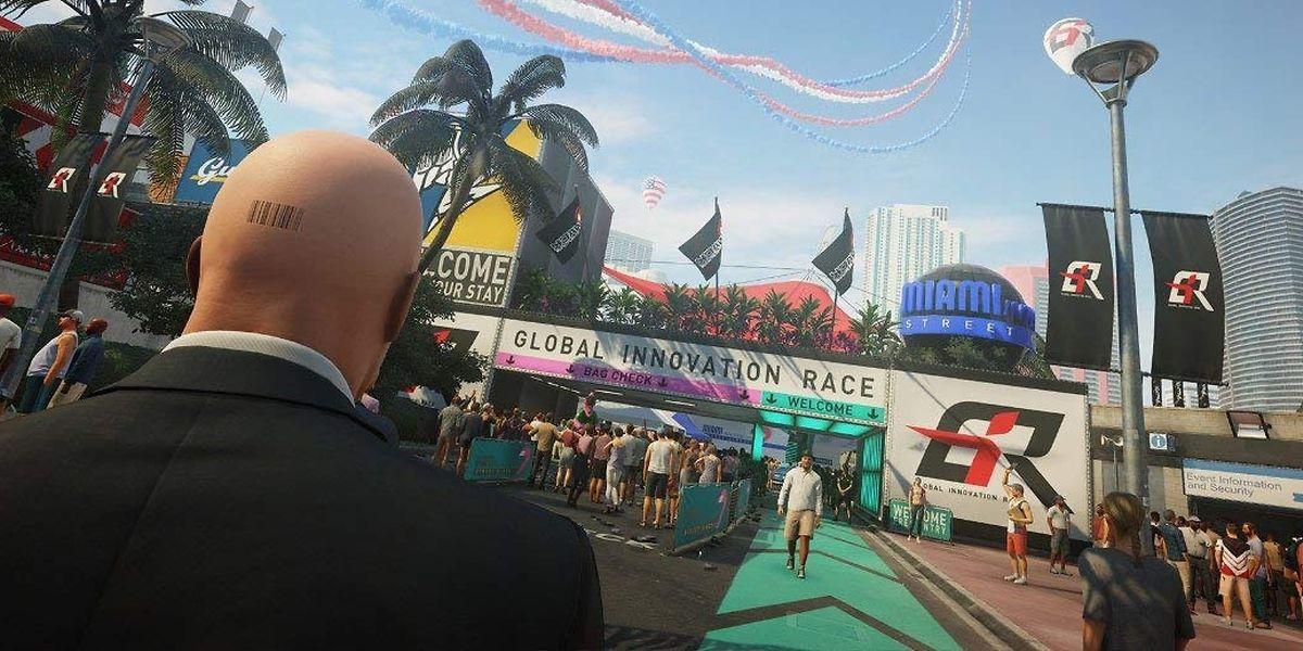 Neuheit unter den Stealth-Videospielen: Hitman 2 ist erhältlich für Xbox One, PS4 und PC.