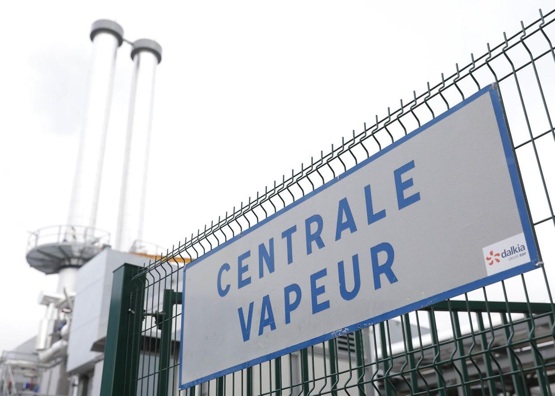 La nouvelle chaufferie permet de récupérer et d'utiliser les gaz pour produire du chauffage. Et donc réduire l'empreinte carbone du groupe à Florange.