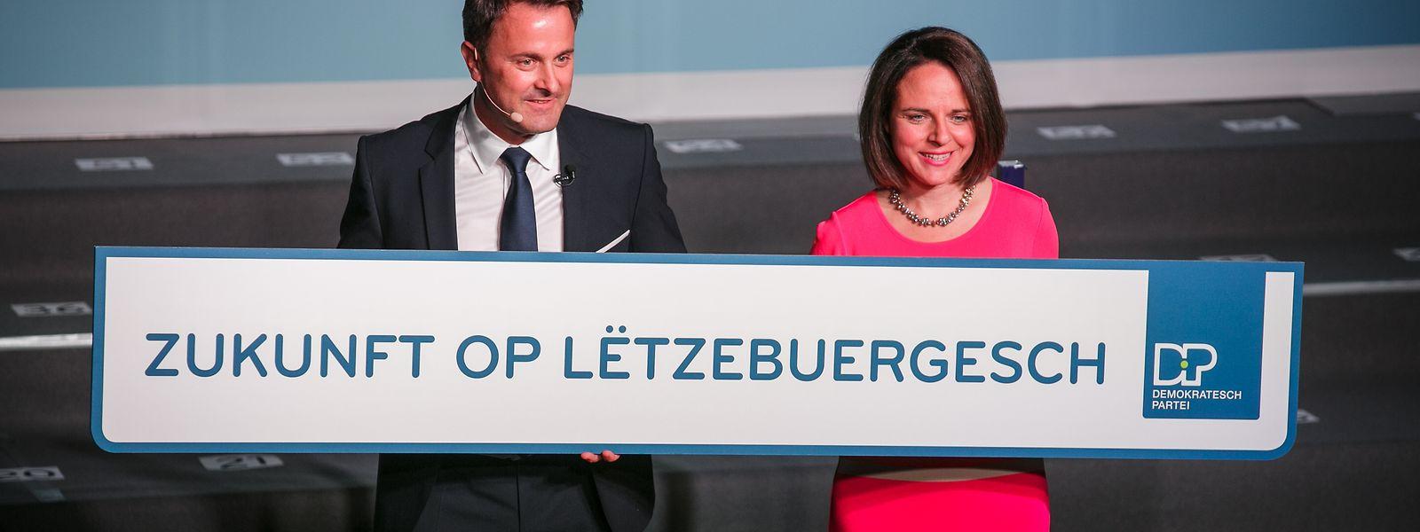 O slogan para as legislativas foi apresentado no final do mês de maio, mas a polémica só estalou com a aprovação do diploma para reforçar a língua luxemburguesa, na semana passada.