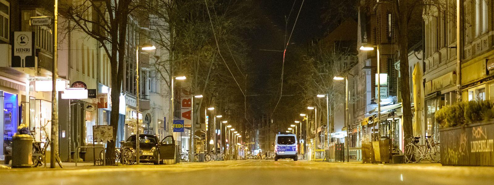 La semaine passée, la police grand-ducale a encore verbalisé 170 personnes ne respectant pas les horaires du couvre-feu.