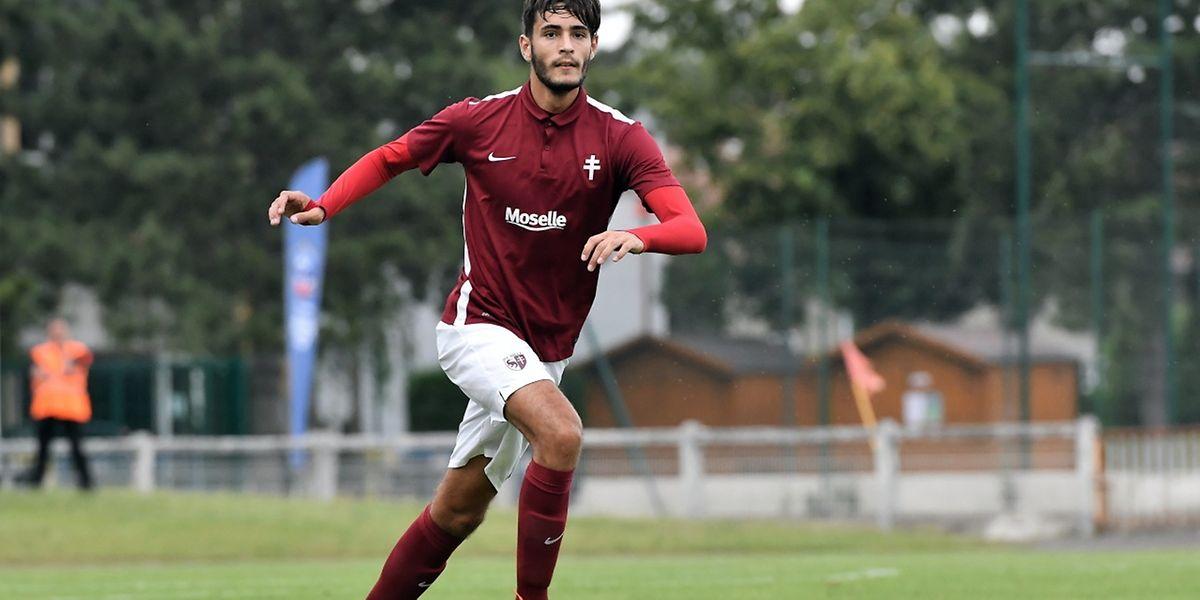 Si Vahid Selimovic estime être solide dans les duels, il pense devoir progresser dans son jeu aérien, prendre du muscle et améliorer son pied gauche