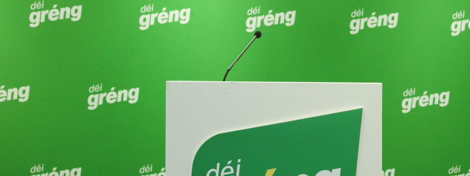 Déi Gréng durchleben wenige Monate vor den Wahlen eine turbulente Zeit.