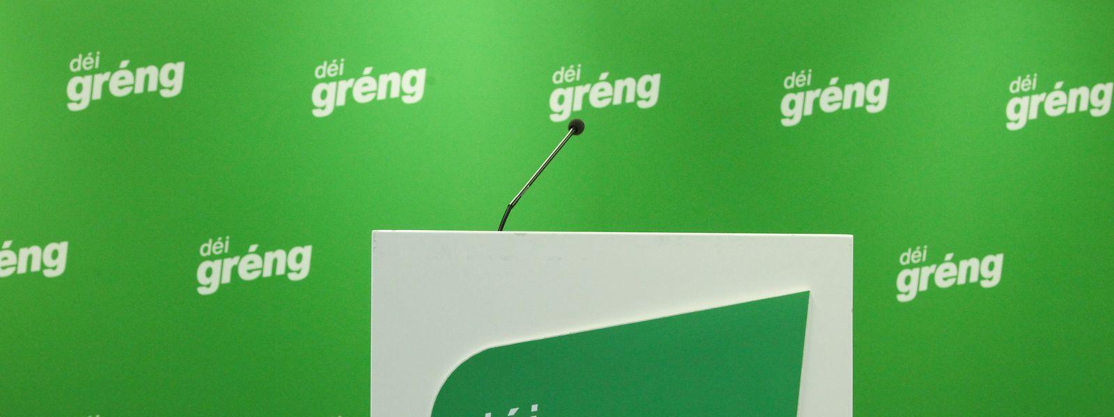 Si le slogan électoral est connu, le programme des Verts suivra à la fin du mois