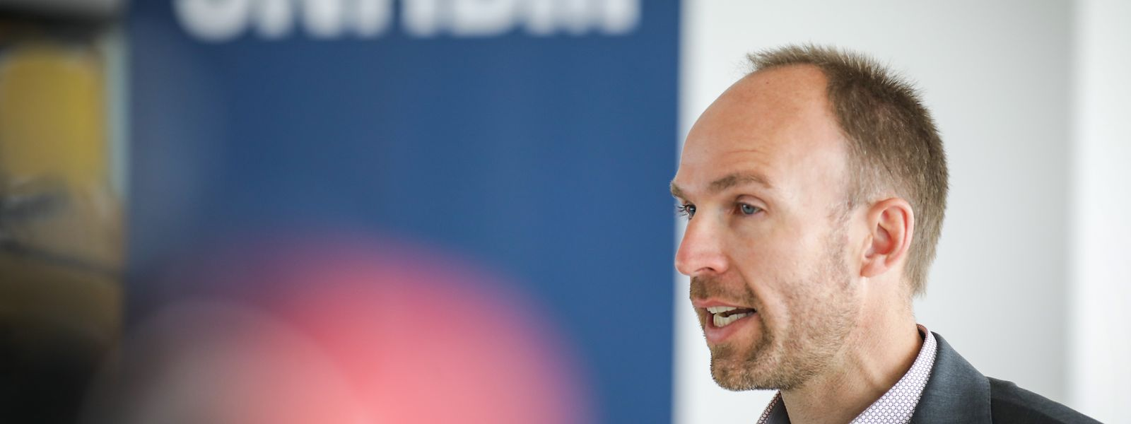 Guy Entringer, directeur de la SNHBM.