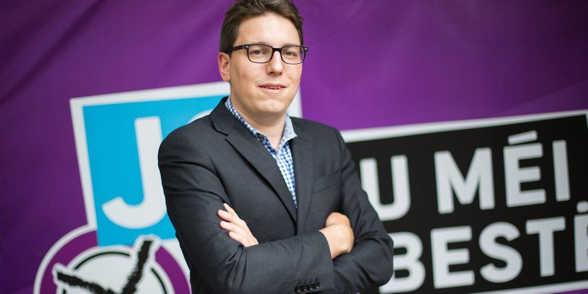 Sven Clement knüpft Erwartungen an die kommenden Wahlen.