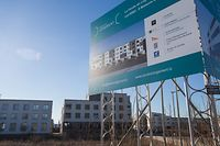 Fonds du Logement, Nonnewisen Esch Alzette, Foto: Lex Kleren/Luxemburger Wort