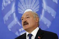 Alexander Lukaschenko ist seit 1994 an der Macht.