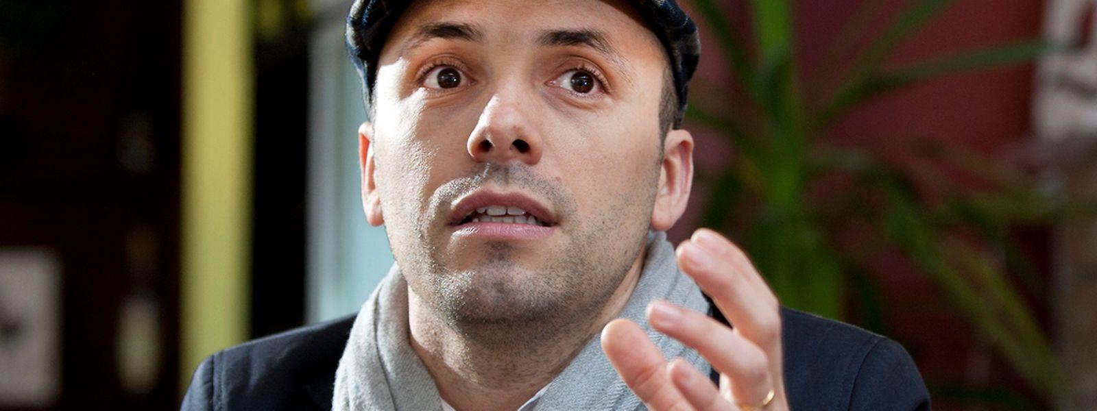 Dinis Moura reside no Luxemburgo há alguns anos