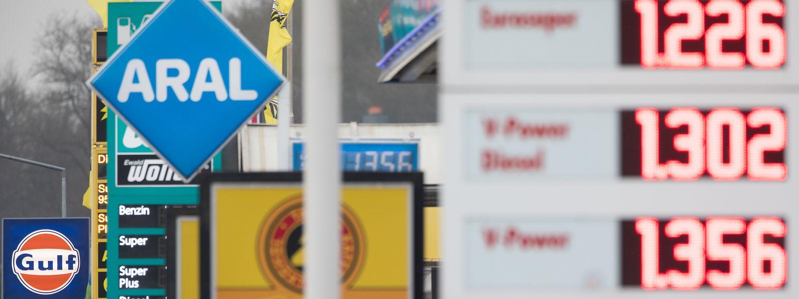 Pour l'ULC, la nouvelle taxe sur le CO2, entrée en vigueur au 1er janvier, a abouti à une hausse de 11% du prix du diesel depuis le début de l'année.
