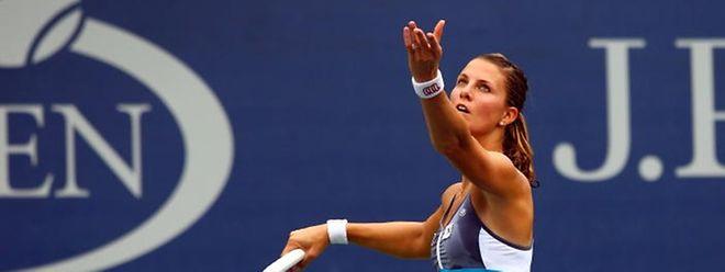 Mandy Minella s'est imposée en deux manches (7-5, 6-3) au 1er tour des qualifications de l'US Open à New York