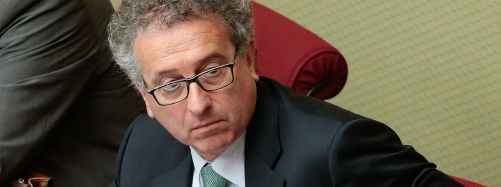 Finanzminister Pierre Gramegna dürfte am Dienstag Stellung zu den SwissLeaks-Enthüllungen beziehen.