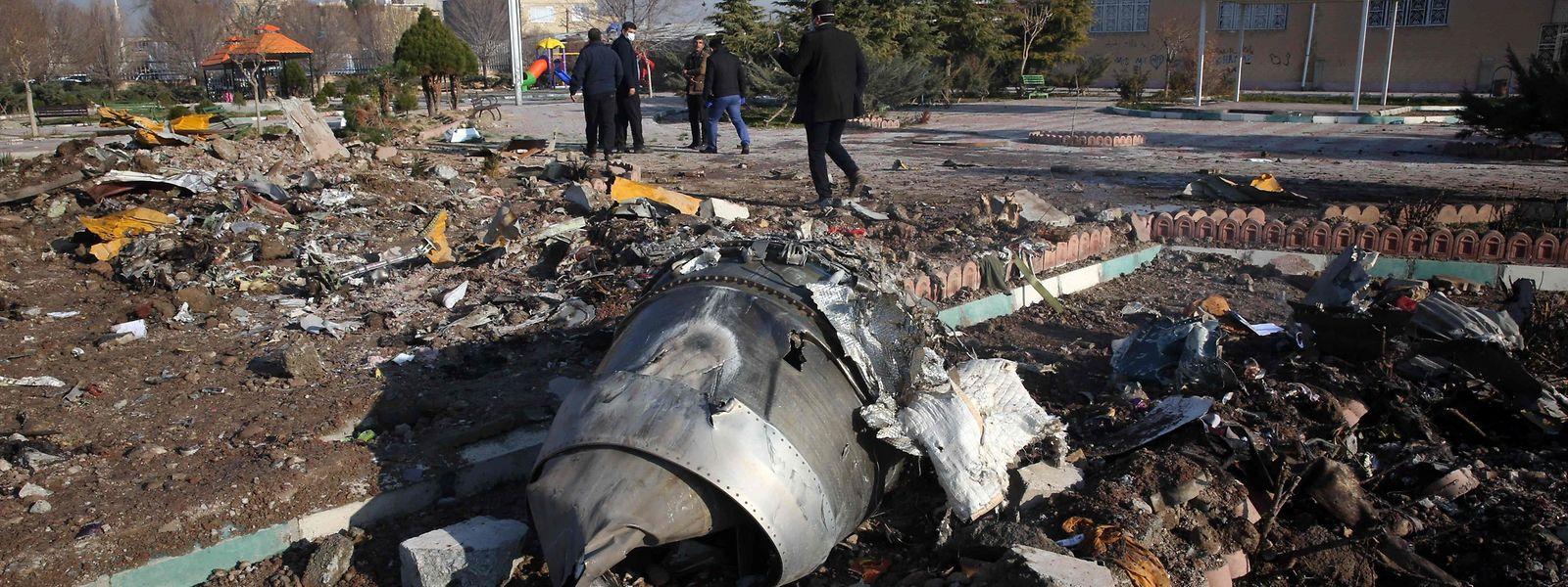 Les Etats-Unis et la France pourraient participer à l'enquête sur le crash de l'avion de ligne en Iran.