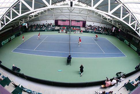 Tennis: Escher Bürgermeister fordert Investitionen
