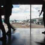 O nevoeiro está a atrasar os voos no aeroporto Findel