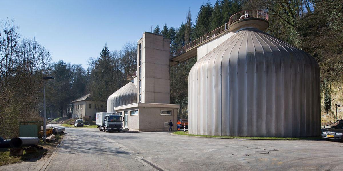 Ab April werden die Abwässer von der veralteten Anlage in Bonneweg (Foto) in die modernere Kläranlage nach Beggen befördert.