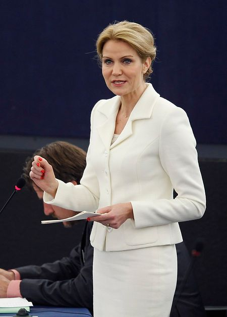 """""""Gucci-Helle"""": Helle Thorning-Schmidt hat dem Vernehmen nach gute Chancen, die nächste Ratspräsidentin zu werden."""