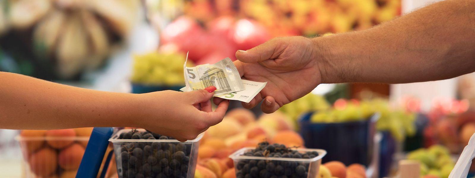 67% de la valeur totale des achats réglés en point de vente en Autriche l'ont été en liquide, en 2016.