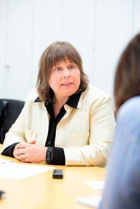 Corinne Lamesch déplore qu'il faudra encore un certain temps d'implémentation et de test pour le plan paneuropéen d'épargne retraite