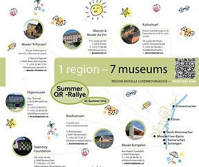 Sommer Rallye - 7 Museen Miselerland