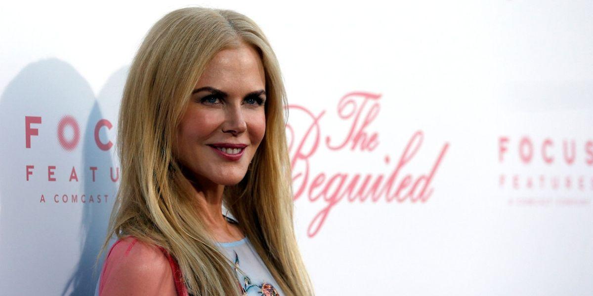 Nicole Kidman Feiert 50 Geburtstag Vom Schaf Zum Leinwand Star