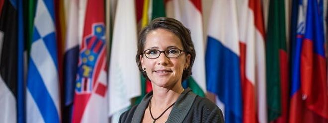 Yuriko Backes arbeitet daran, die Europäische Union näher an die Bürger zu bringen.