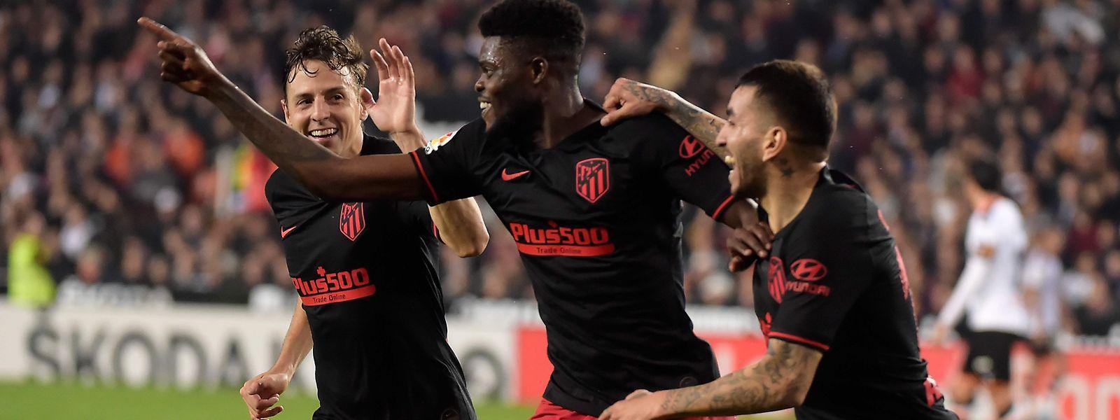 L'Atletico Madrid sera-t-il à la fête face au tenant du titre, Liverpool?
