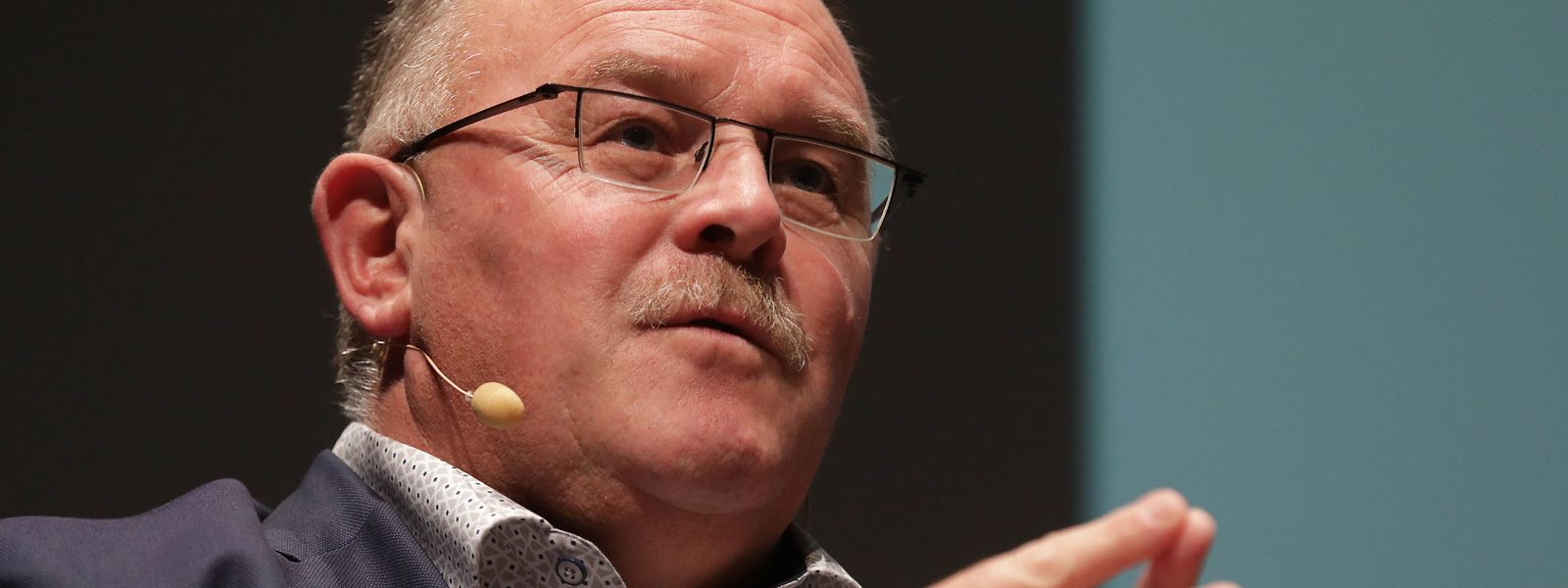 Landwirtschaftsminister Romain Schneider sprach im Interview über die drohende Schweinepest und die Kritik, die ihm vom Kärjenger Bürgermeister Michel Wolter über sein Vorgehen entgegenkam.