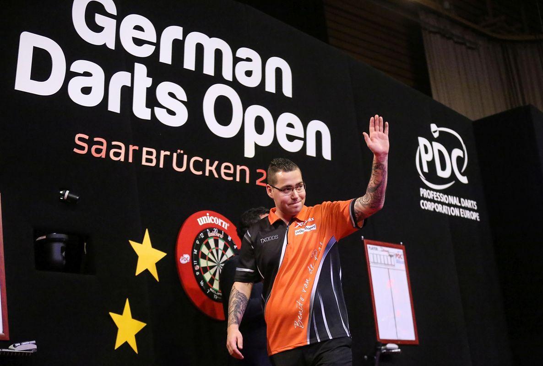 Benito van de Pas hatte 2017 das Finale in Saarbrücken erreicht.