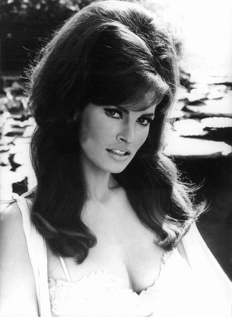 Raquel Welch im Jahr 1966 als sexy Femme Fatale