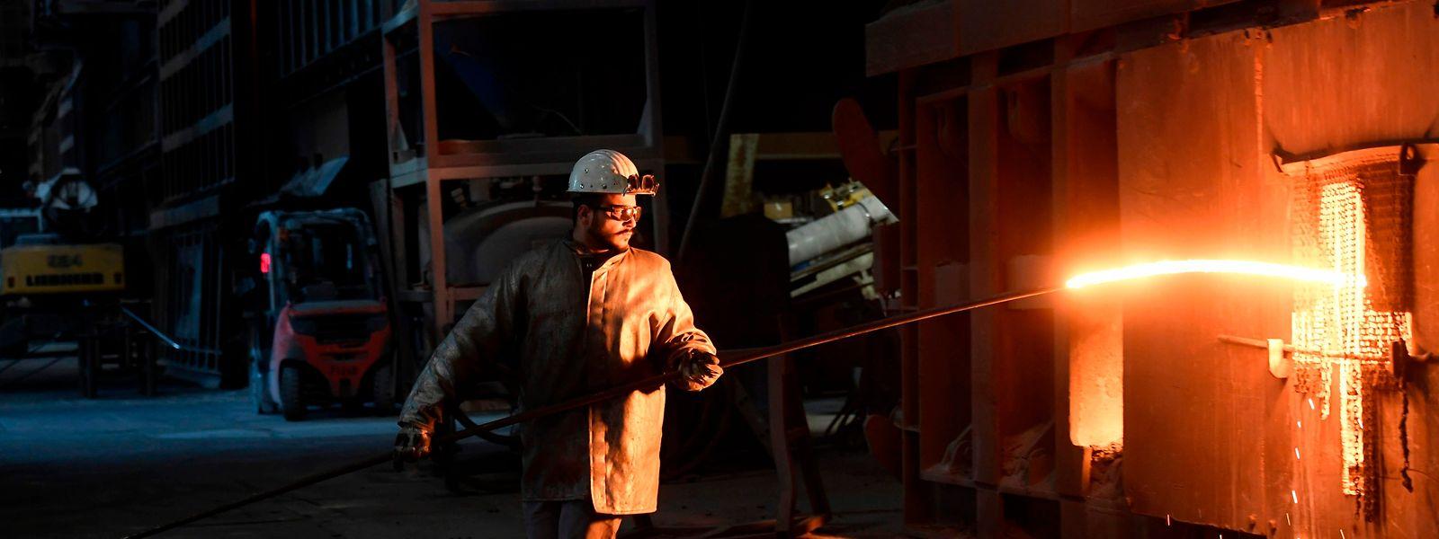 ArcelorMittal will viel Geld in die Entwicklung umweltfreundlicherer Technologien investieren.