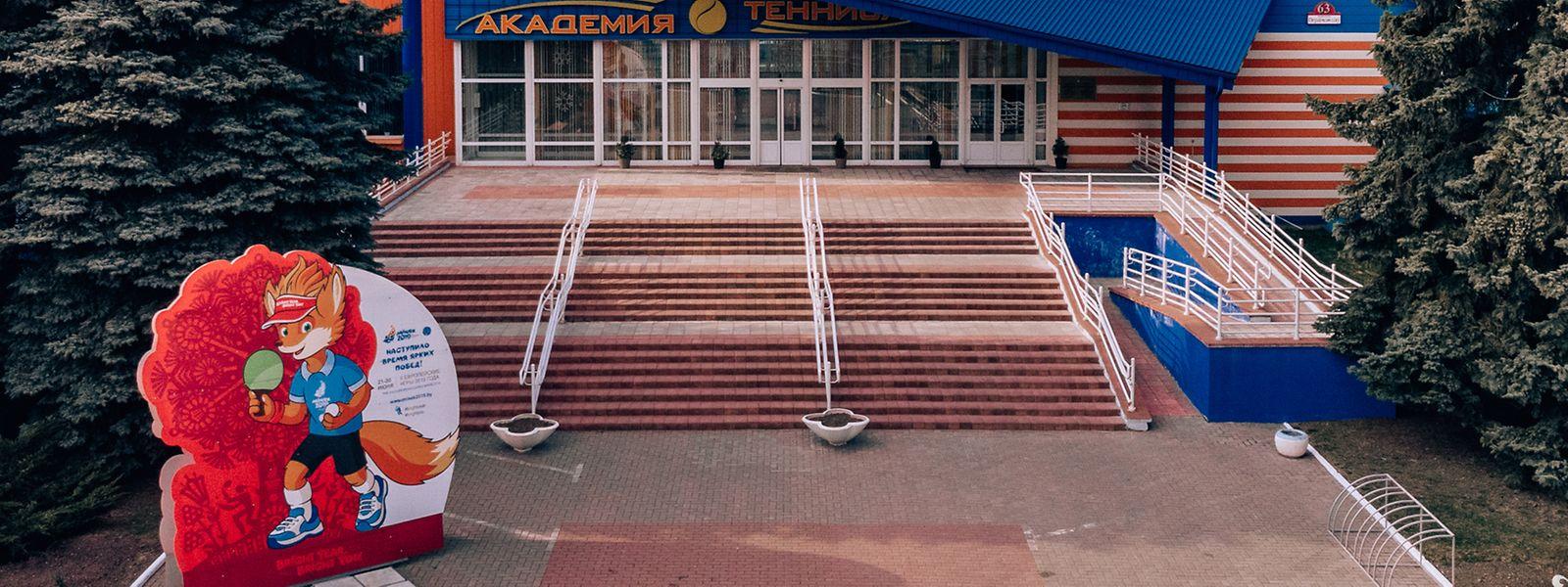 Les épreuves de tennis de table se tiendront à l'Olympic Tennis Centre.