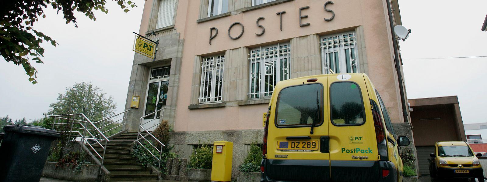 Après la fermeture de 35 bureaux en 2015, Post poursuit la restructuration de ses points de vente avec quatre nouvelles cessations d'activité.