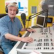 Radio Gutt Laun (RGL) in Schifflingen. Radiomoderator Roger Conrardy. (Foto: Alain Piron)