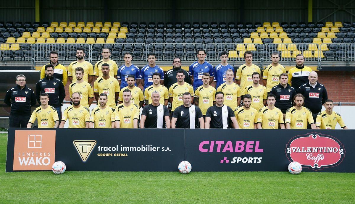 Sous la houlette de son nouveau coach Fabien Tissot, le Progrès ambitionne de retrouver la Coupe d'Europe en fin de saison.