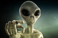Alien, Ausserirdischer, Ausserirdisch