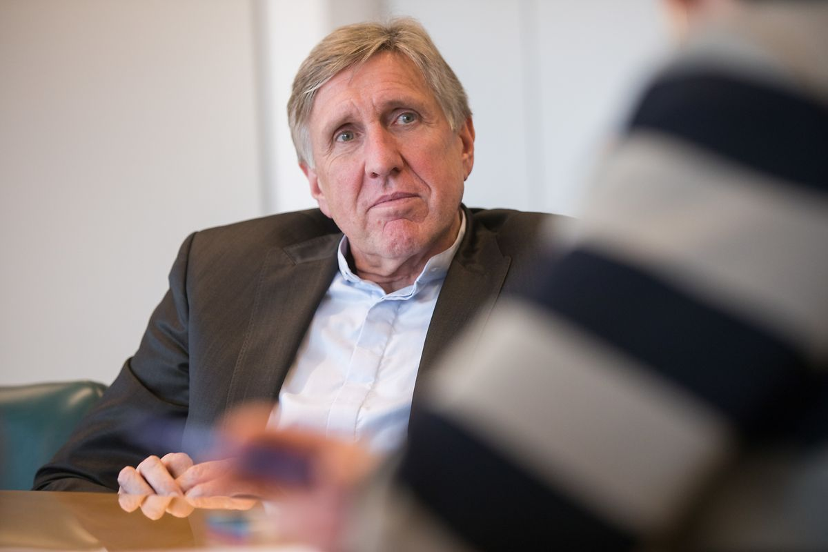 François Bausch estime que son parti est bien pourvu en personnel. Contrairement à ses rivaux politiques, Déi Gréng a réussi le changement générationnel.