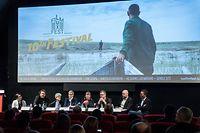 Kultur , PK 10.LuxFilmFest / Cinematheque VdL  , Foto:Guy Jallay/Luxemburger Wort