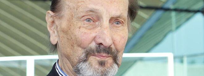 Norbert Konter, une figure emblématique du paysage footballistique luxembourgeois.