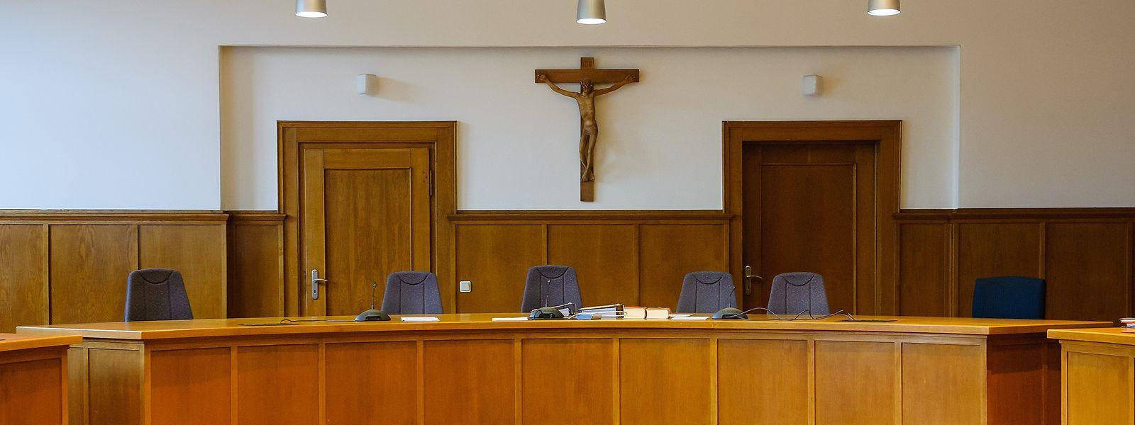 Das Landgericht Saarbrücken.