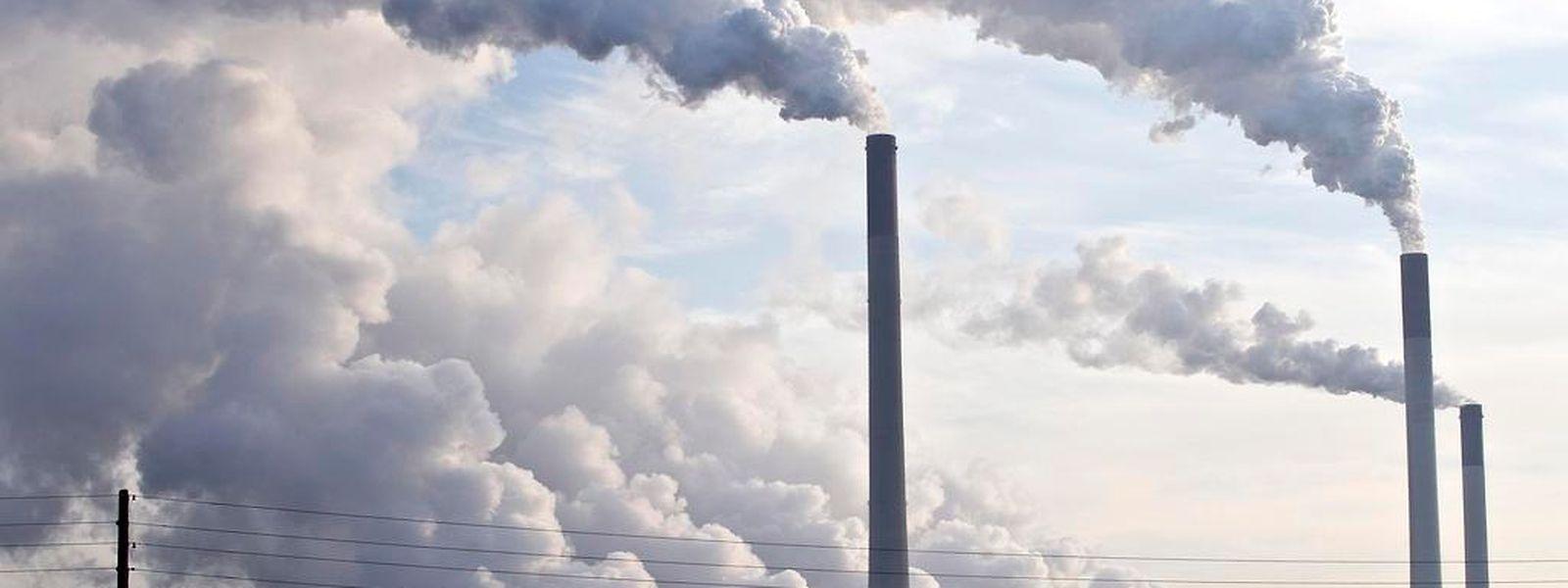 Kohlekraftwerke als Klimasünder: Europäische Emissionszertifikate erlauben es Unternehmen, eine bestimmte Menge Kohlendioxyd auszustoßen.